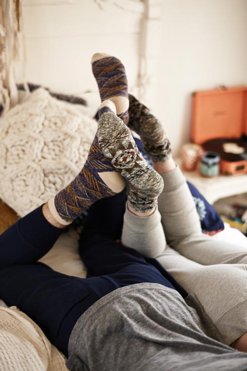 december mood cuddling